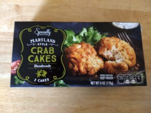 Specially Selected Maryland Style Crab Cakes
