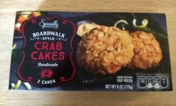 Specially Selected Boardwalk Style Crab Cakes