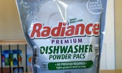 Radiance Premium Dishwasher Powder Pacs