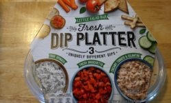Little Salad Bar Fresh Dip Platter