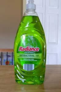 Radiance Antibacterial Green Apple Ultra Concentrated Dishwashing Liquid