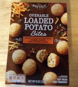 Appetitos Loaded Potato Bites