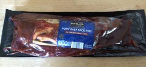 Roseland Pork Baby Back Ribs