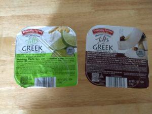 Friendly Farms Tilts Greek Lowaft Yogurt