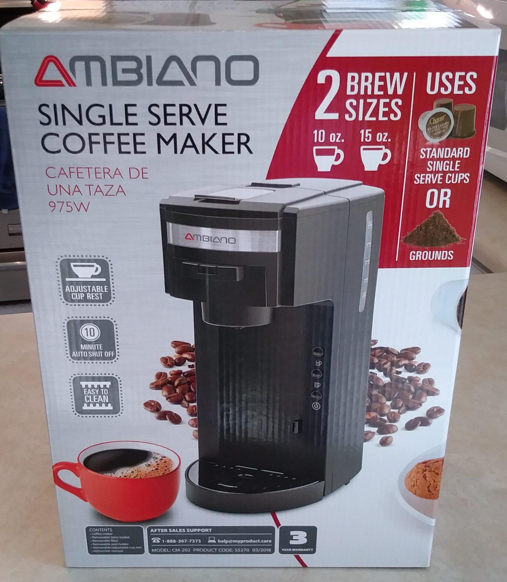 Ambiano Coffee