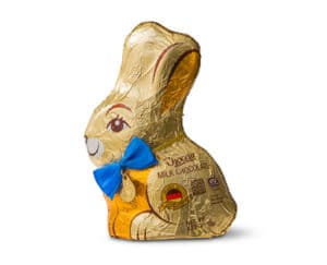 Choceur Premium Chocolate Easter Bunny