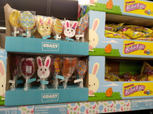 Easter at Aldi