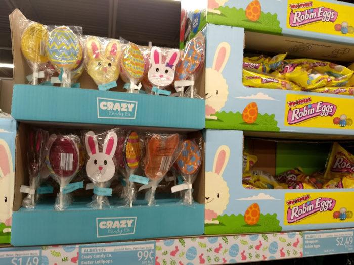 Easter at Aldi