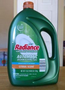 Radiance Automatic Dish Detergent Gel
