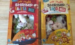 Sea Queen Shrimp Fajita Mix and Shrimp Taco Mix