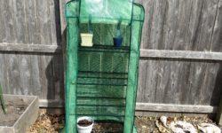 Gardenline 4-Tier Greenhouse