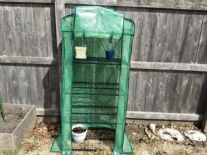 Gardenline 4-Tier Greenhouse