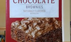 Baker's Corner Ultimate Double Chocolate Brownies
