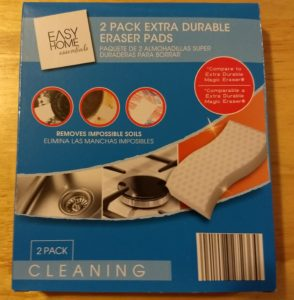Easy Home Essentials Extra Durable Eraser Pads