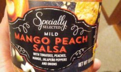 Specially Selected Mild Mango Peach Salsa