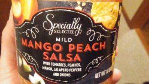 Specially Selected Mild Mango Peach Salsa