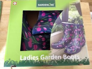 Gardenline Ladies Garden Boots
