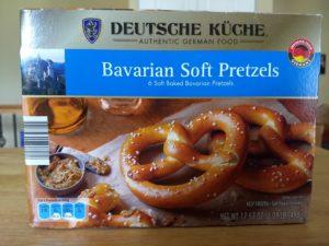 Deutcshe Kuche Bavarian Soft Pretzels
