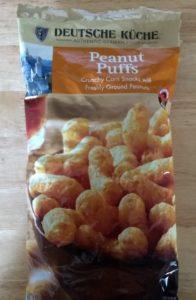 Deutsche Kuche Peanut Puffs