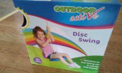 Outdoor Active Disc Swing