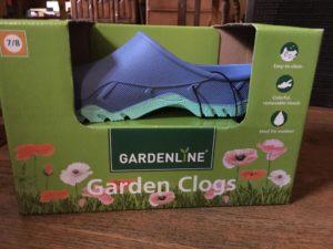 Gardenline Garden Clogs