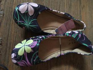 Serra Ladies Flats