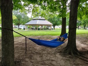 Adventuridge Travel Hammock