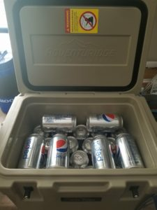 Aldi Adventuridge Peak Performance Cooler