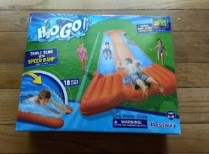 H2OGO! Triple Slide With Speed Ramp