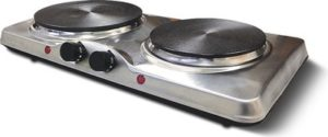 Ambiano Double Hot Plate