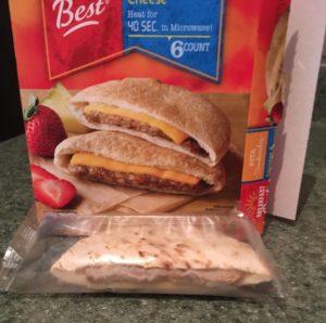 Breakfast Best Pita Sandwich