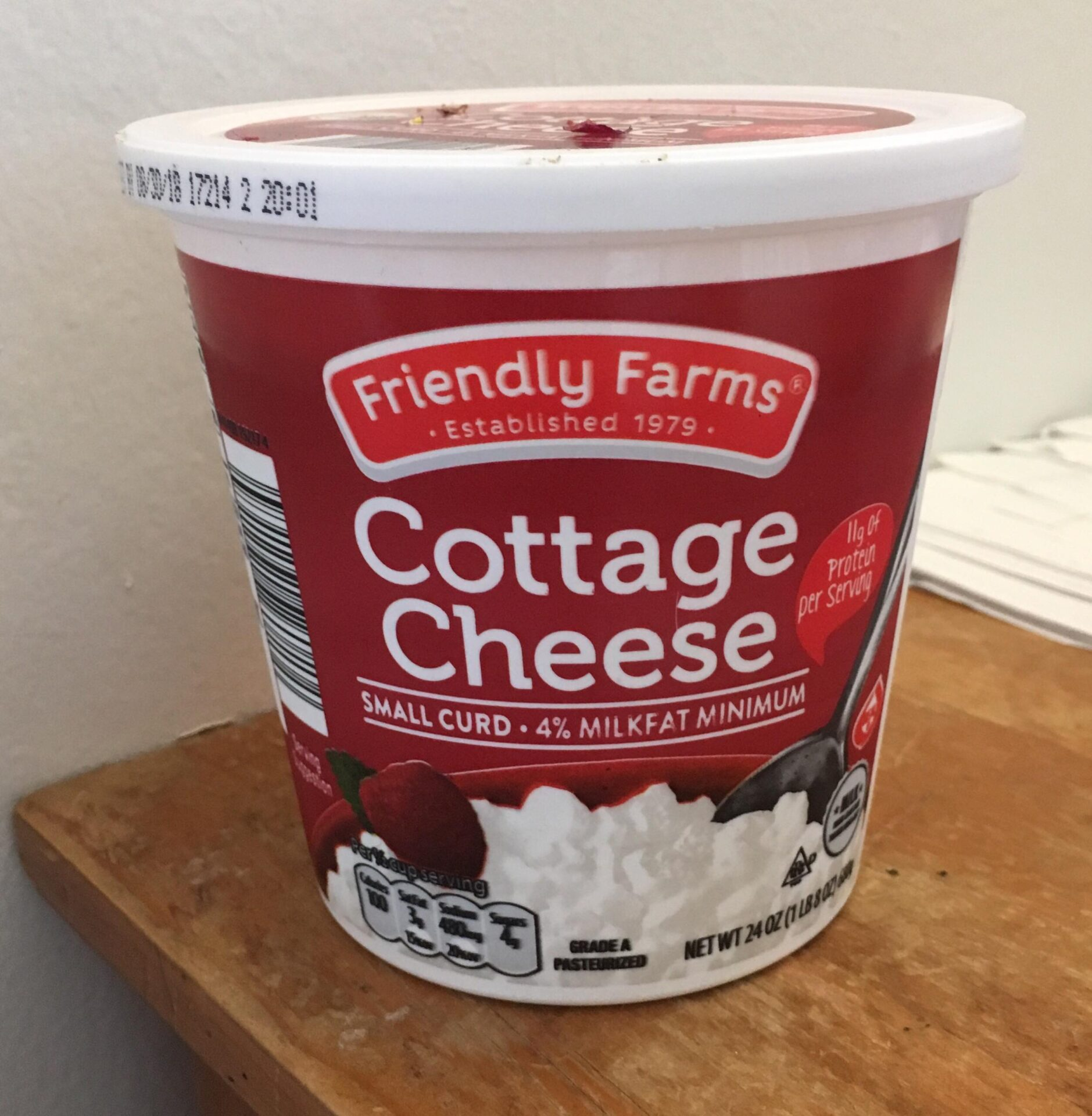 Friendly Farms Cottage Cheese Aldi Reviewer