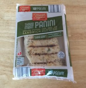 Mama Cozzi's Three Meat Panini Grilled Stuffed Sandwich