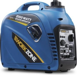 WORKZONE 2000-watt Portable Inverter Generator
