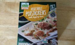 Earth Grown Vegan Vegetable Potstickers