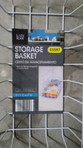 Easy Home Storage Basket