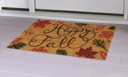 Huntington Home Fall Coir Mat