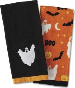 Huntington Home Halloween or Harvest Towel Sets
