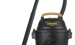 WORKZONE 6-Gallon Wet Dry Vacuum