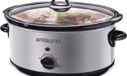 Ambiano 7-Quart Slow Cooker
