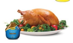 Fully Cooked Smoked Turkey