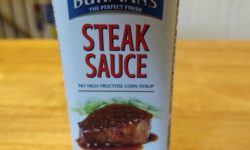 Burman's Steak Sauce