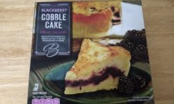 Belmont Blackberry Cobble Cake