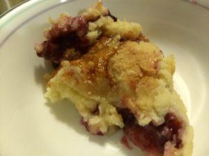 Belmont Cobble Cake