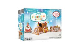 Benton's Gingerbread Train Kit