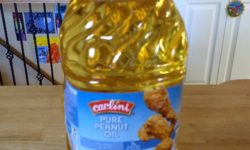 Carlini Peanut Oil