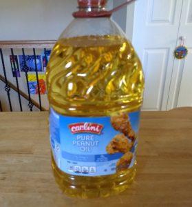 Carlini Peanut Oil