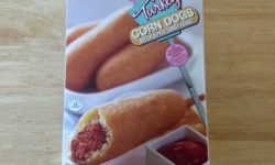 Trader Joes Turkey Corn Dogs