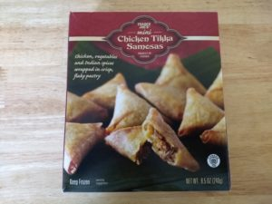Trader Joe's Mini Chicken Samosas