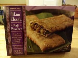 Trader Joe's Aloo Chaat Kati Pouches